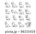 犬のセット 9633459