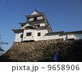 城跡 白石城 三階櫓の写真 9658906