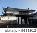 城門 白石城 大手二ノ門の写真 9658912
