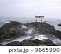 海・鳥居 9665990