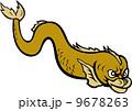 うなぎ ウナギ 鰻のイラスト 9678263