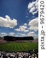 甲子園球場 スタジアム 球場の写真 9679420