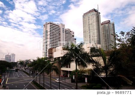 フィリピン マニラ ビル群 ダウンタウン マカティ 9689771