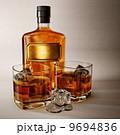 ウィスキー ウイスキー お酒のイラスト 9694836