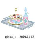 スイーツプレート 9698112
