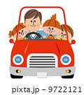 マイカー ベクター ドライブのイラスト 9722121