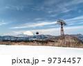 雪景色 ロープウェイ 箱根ロープウェイの写真 9734457