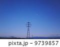 月と鉄塔 9739857