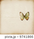 Textured background with butterfly 9741866