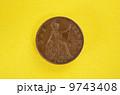 イギリス連合王国の1ペニー銅貨 9743408