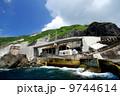 青ヶ島 表玄関 港の写真 9744614