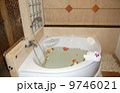Bathroom with flowers at the luxury villa, Phuket, Thailand 9746021