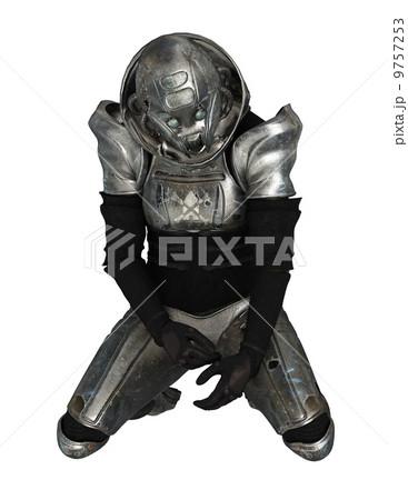 ロボットのイラスト素材 [9757253] - PIXTA
