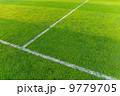 Synthetic football field 9779705
