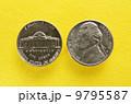 第3代アメリカ大統領トマスジェファーソン肖像のコイン 9795587