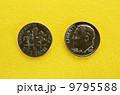 第32代アメリカ大統領フランクリンルーズベルト肖像のコイン 9795588