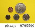 アメリカ歴代,大統領肖像のコイン 9795590