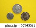 アメリカ1940年代コインの、歴代大統領肖像 9795591