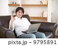 ノートパソコン OK OKサインの写真 9795891