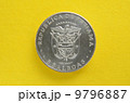 パナマ国章の5バルボア銀貨 9796887
