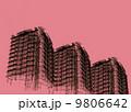 ビル ビル群 建物のイラスト 9806642
