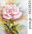 芽 蕾 花の蕾のイラスト 9820620