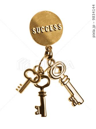 成功の鍵 サクセスの写真素材 [9...