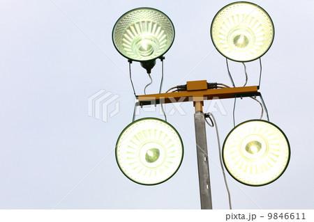 industrial lampの写真素材 [9846611] - PIXTA