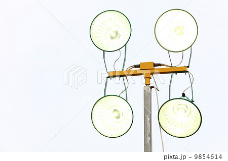 industrial lampの写真素材 [9854614] - PIXTA