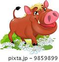 wild boar 9859899
