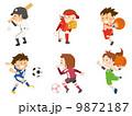 野球/ソフト/サッカー/バスケ 9872187