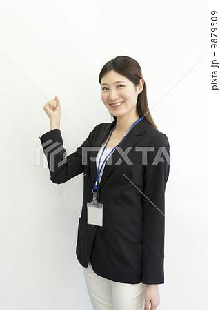 働くビジネスウーマン 9879509