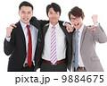 チームワーク 人物 男性の写真 9884675