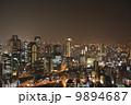 梅田スカイビル夜景 9894687