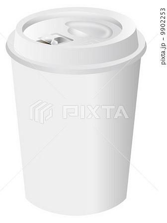 紙コップのイラスト素材 [9902253] - PIXTA