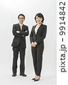 ビジネスウーマン OL 部下の写真 9914842