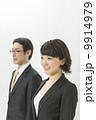 ビジネスウーマン OL 部下の写真 9914979