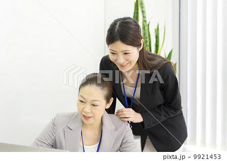働くビジネスウーマン 9921453
