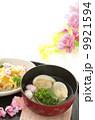 日本食 お吸い物 潮汁の写真 9921594