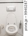 Toilet in the bathroom 9940287