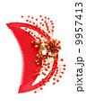 工芸品 髪飾り 櫛の写真 9957413