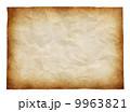 皺のある古い紙 9963821