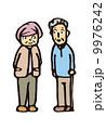 夫婦 老夫婦 高齢者 9976242