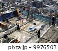 建設業 新築工事 建築現場の写真 9976503