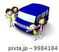 ドライブ 家族 人物のイラスト 9984184