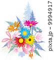 花 きれい 綺麗のイラスト 9994917