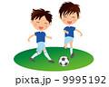 サッカー 9995192