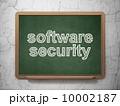 セキュリティ セキュリティー 安全のイラスト 10002187