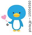 ペンギン【二頭身の動物・シリーズ】 10004560