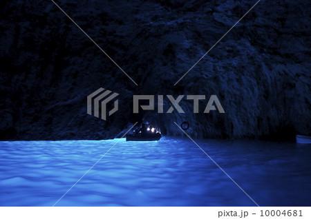 青の洞窟, 蒼の洞窟, 蒼, カプリ島 10004681